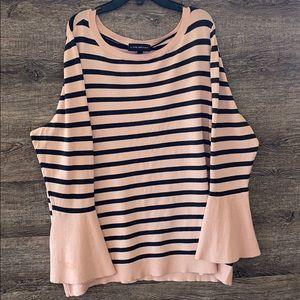 Lane Bryant crewneck sweater women's size 18/20